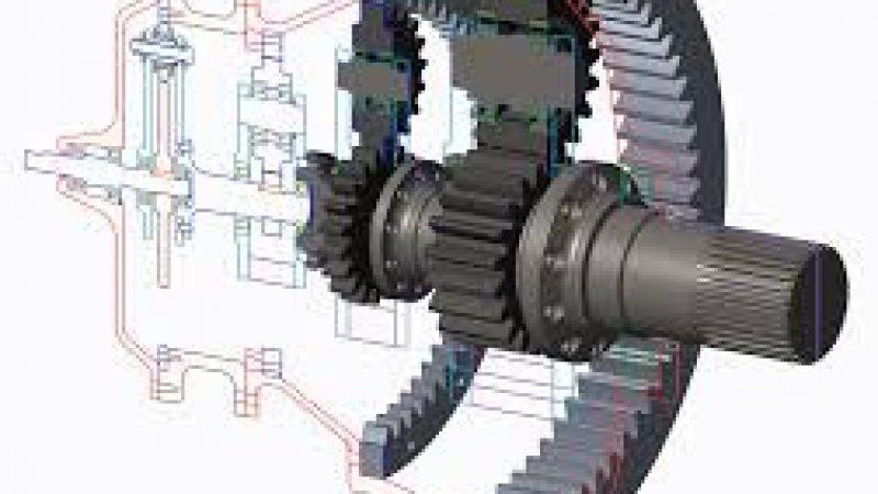 Mechanical 3D CAD
