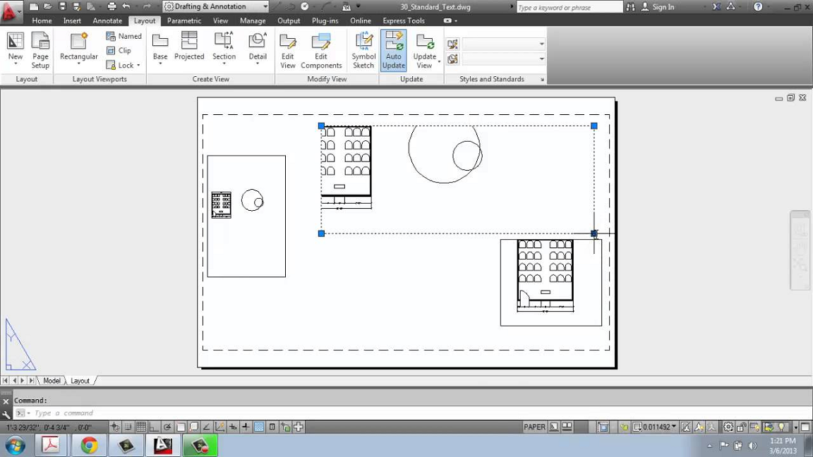 How To Work In AutoCAD