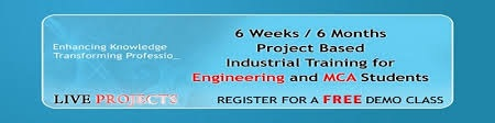 6 months industrial training in mechanical engineering