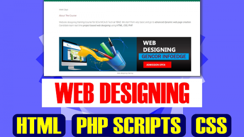 Web Designing Training